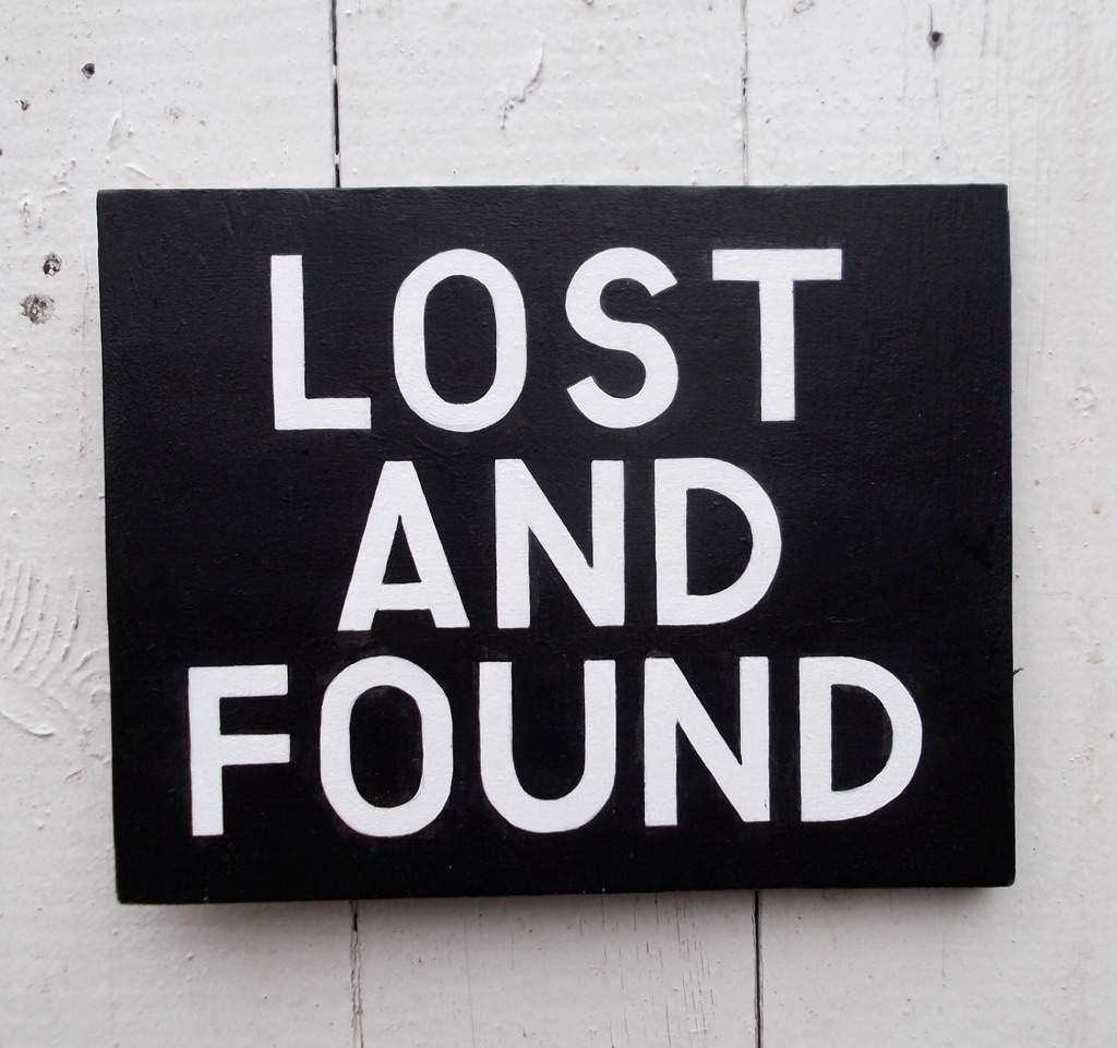 Found: Silver Pendant