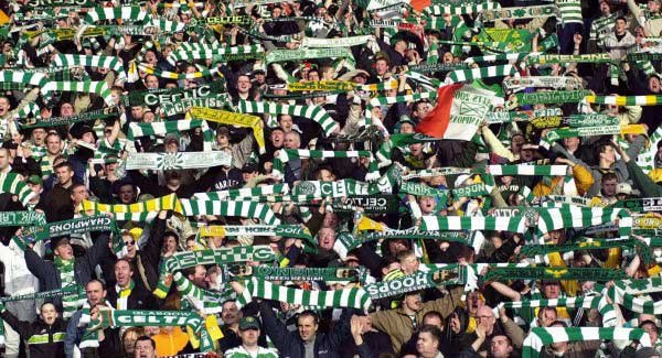 """Celtic to face UEFA action following """"illict banner"""" in Linfield clash"""