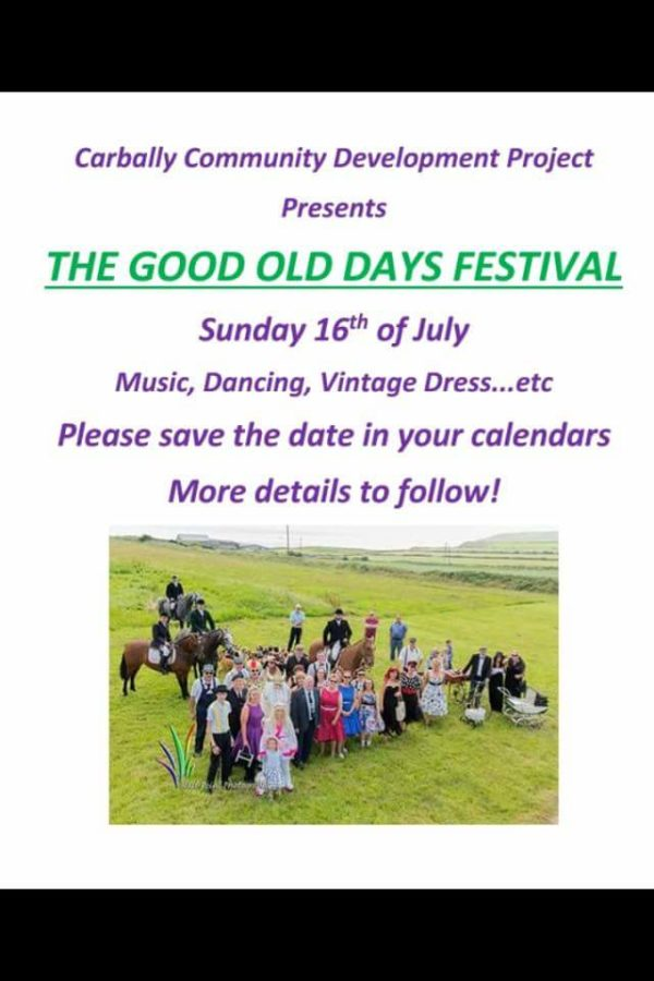 The Good Old Days Festival happens this weekend