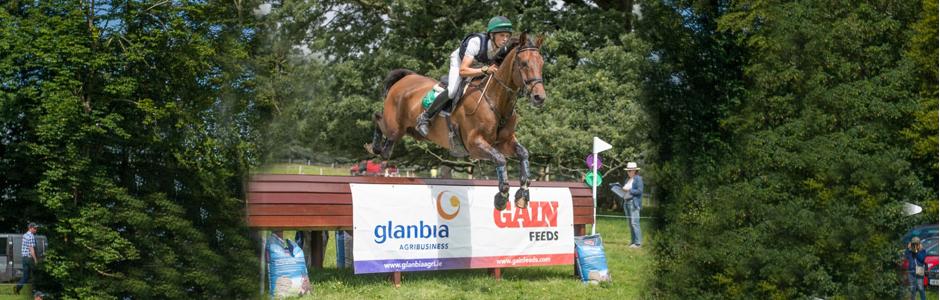 News of the Camphire International Horse Trials