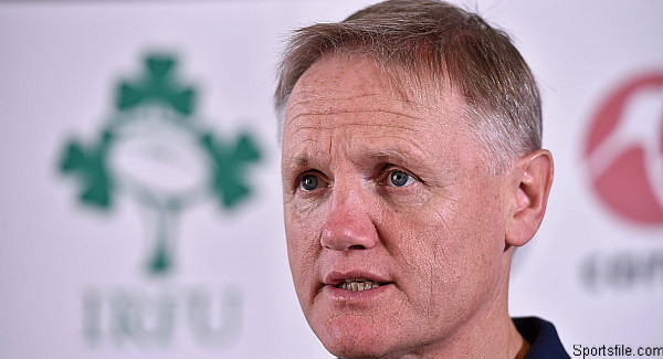 NZ rugby chief says they've kept in contact with Joe Schmidt about All Blacks job