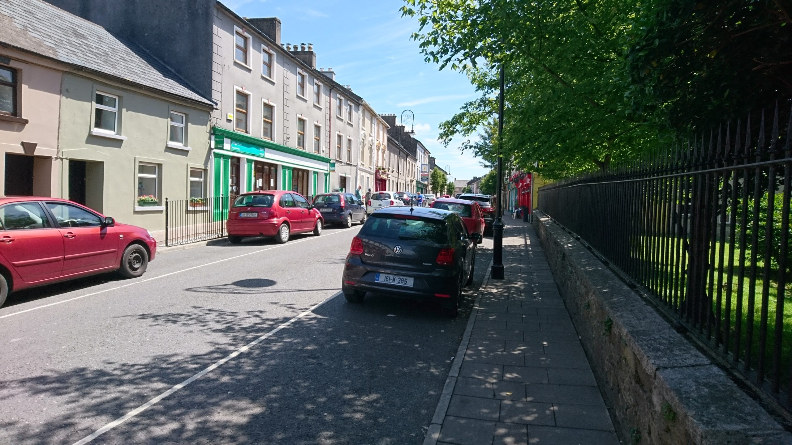"""Ollie and Mary go """"On the Road"""" again and hit Lismore / Cappoquin!"""