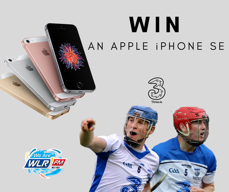 Win an iPhone SE thanks to 3Store Ardkeen