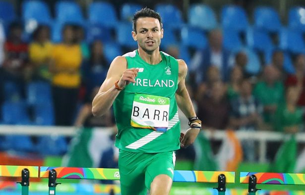 Success for Thomas Barr and Cara kennedy in Santry