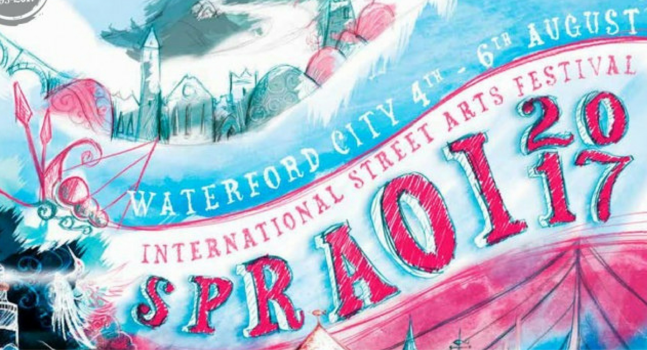 Spraoi is celebrating 25 years