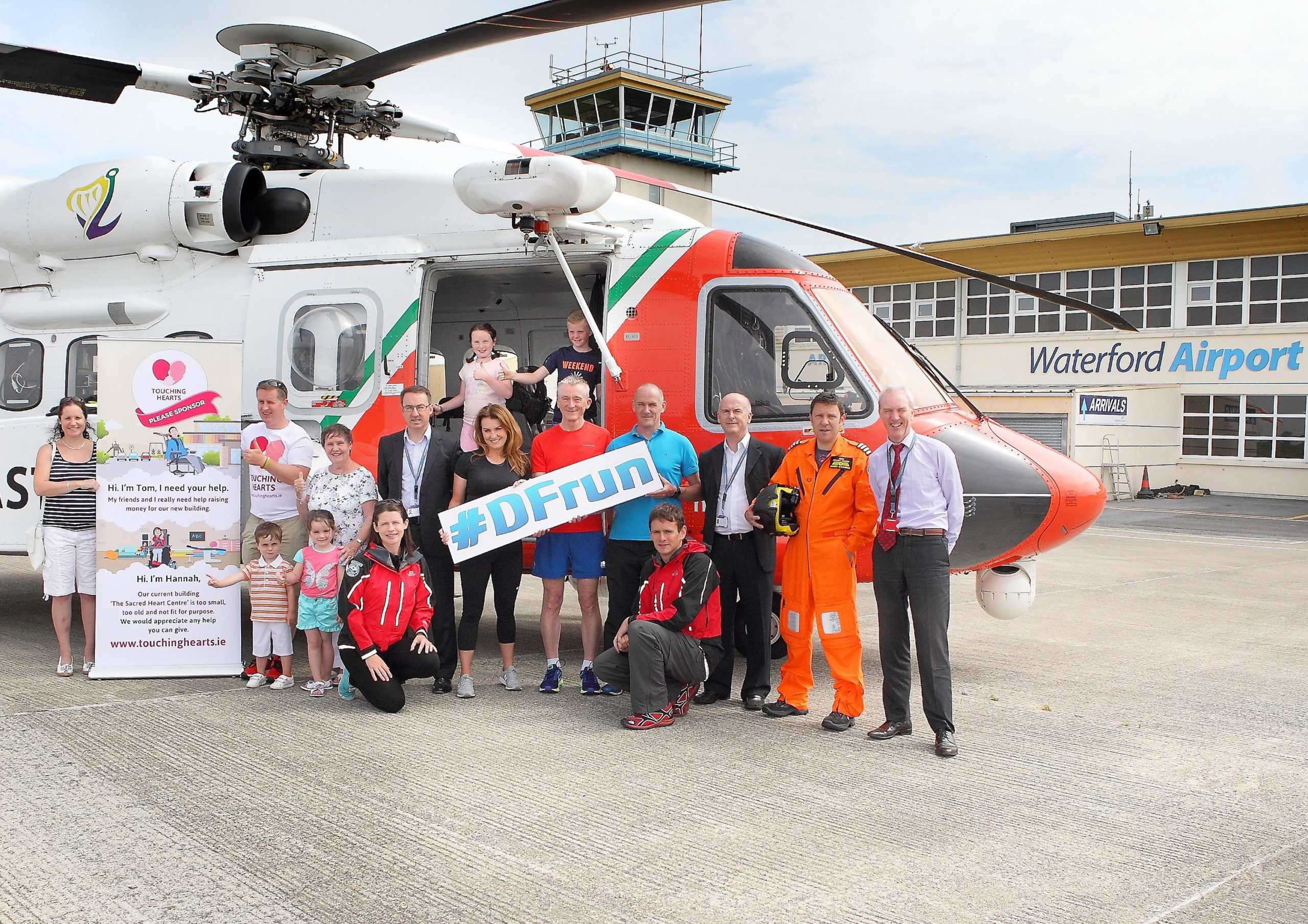 Waterford Airport to Host Runway Run to honour the memory of Dara Fitzpatrick