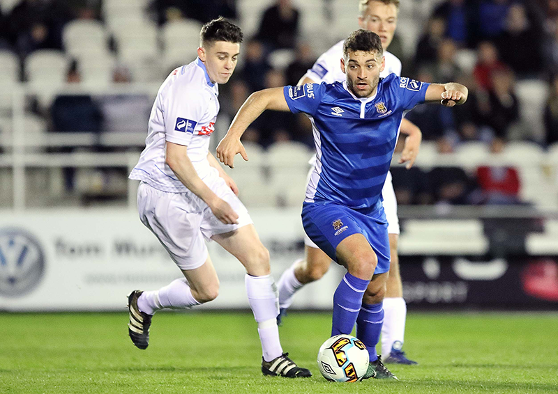 Waterford FC record hard fought win in Longford