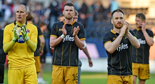 Dundalk exit Champions League after extra-time defeat