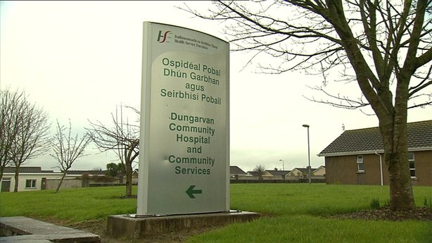 Nurses sought from overseas for Dungarvan hospital
