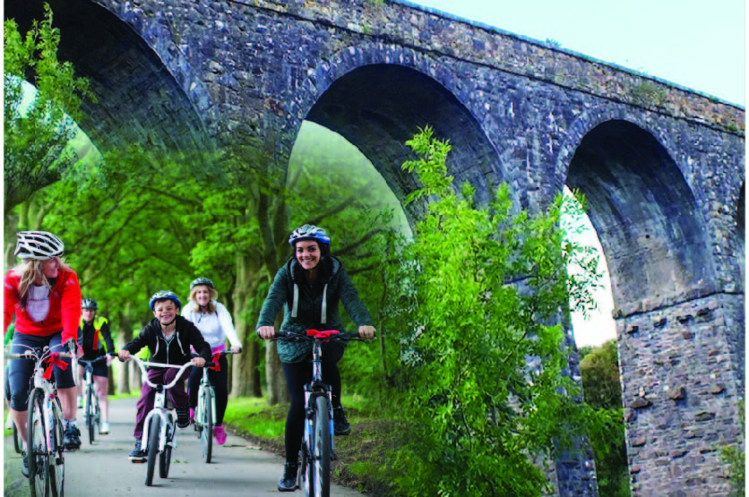 Would you like to start Camino training on the Greenway?