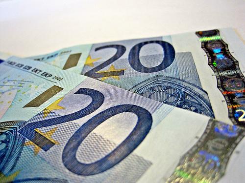 Found: A sum of money