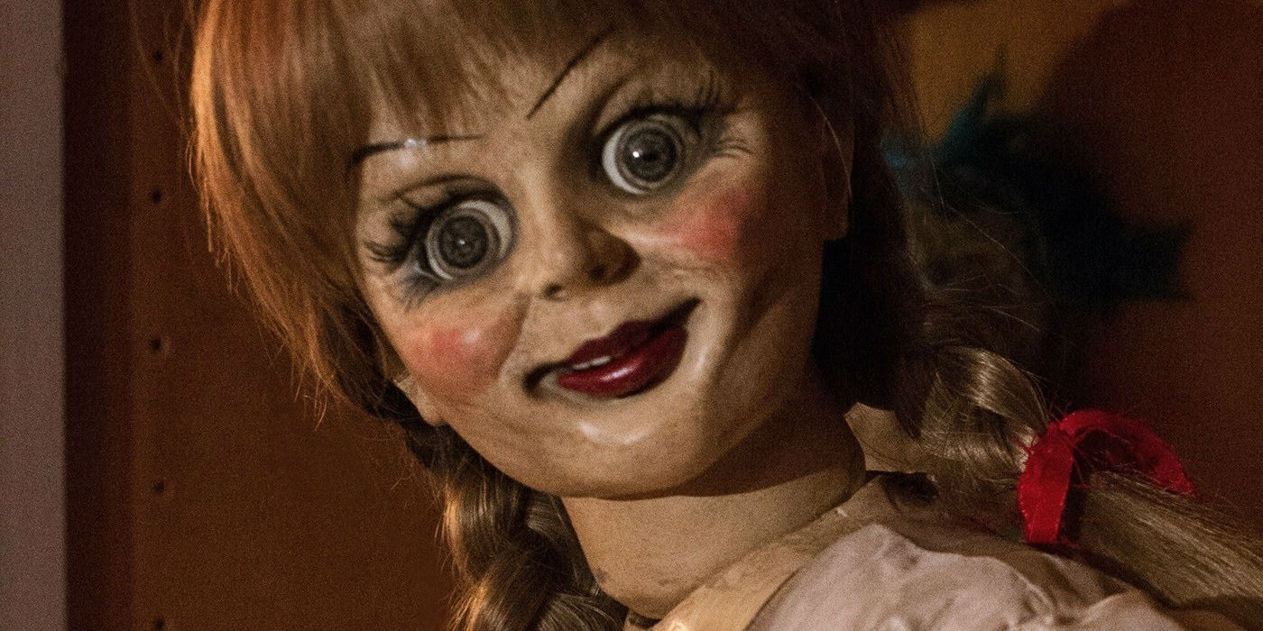 "Maria says if you like creepy films, ""Annabelle: Creation"" is for you"