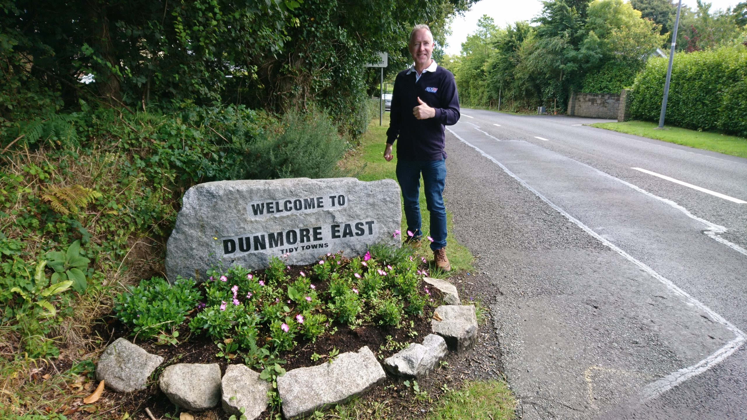 """Ollie and Mary go """"On the Road"""" again to Dunmore East, and along The Copper Coast"""