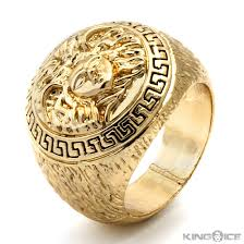 Lost: a 9ct gold gent's Keep ring