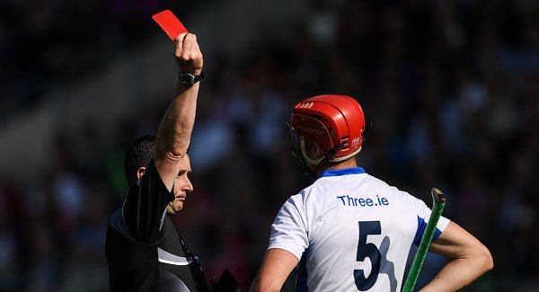 Waterford could be without Tadgh De Burca  for their All Ireland semi final with Cork on Sunday week.