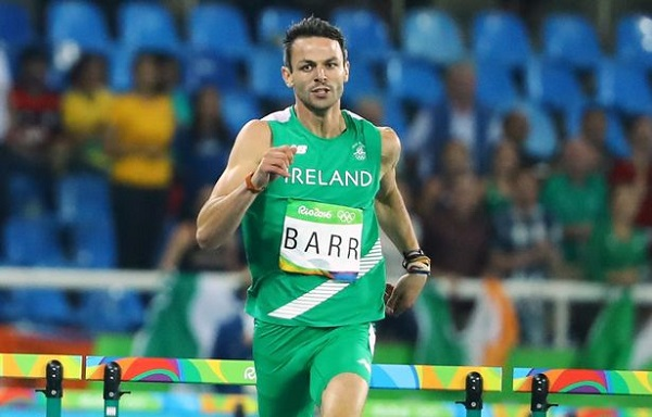 Thomas Barr qualifies for semi-finals at World Athletics Championships