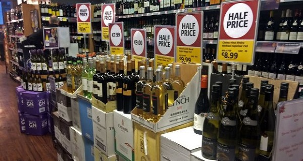 Waterford addiciton counsellor calls for multi-faceted approach to dealing with Ireland's alcohol consumption