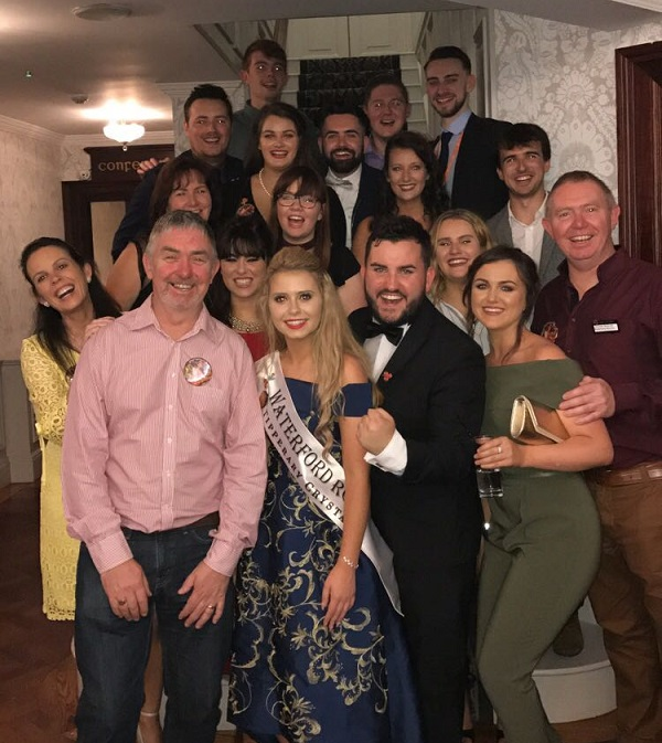 Special viewing of Rose of Tralee planned for Tues eve
