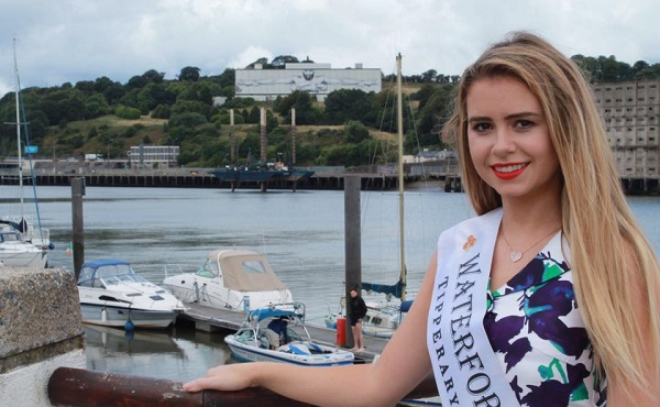 Waterford's Chloe McGrath is through to the live finals of the Rose of Tralee.