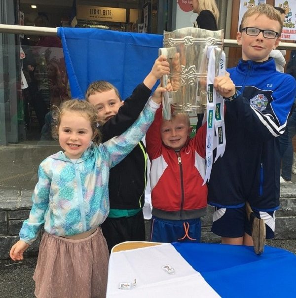 'Liam MacCarthy' Cup tours Waterford