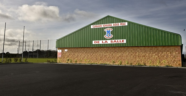 Official opening of the De La Salle GAA Complex takes place today