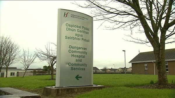 Sacred Heart Unit at Dungarvan Community Hospital set for limited reopening next month
