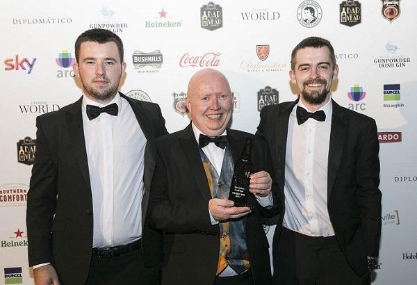 Waterford's Revolution Bar wins best Whiskey Bar in Ireland