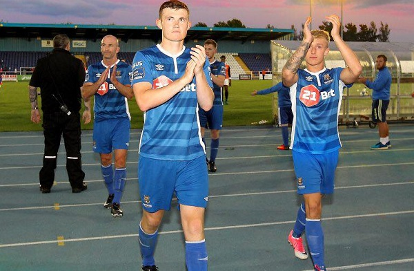Waterford FC draw with Cabinteely