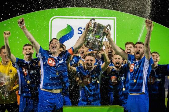 Chairman of Waterford FC reflects on the season for the Blues