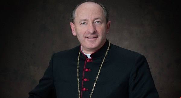 Waterford bishop causes controversy with vaccine remarks