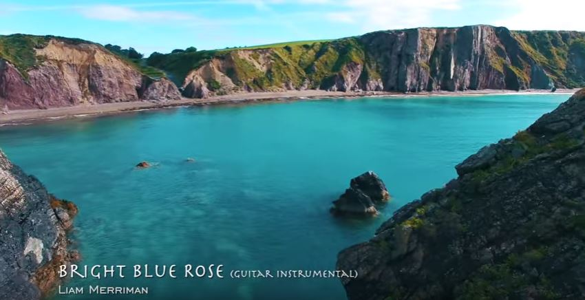 WATCH: How gorgeous does Waterford look in this stunning video for Liam Merriman's Bright Blue Rose?