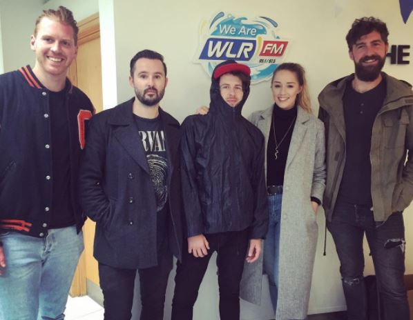LISTEN: Keywest join Teresanne on The Drive Home Live Sessions