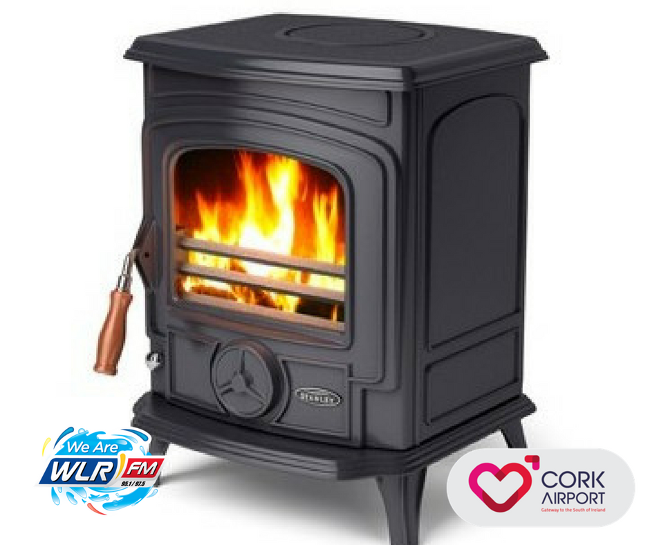 Win an Oisin Stove from Morris' DIY this week on the Lunchbox