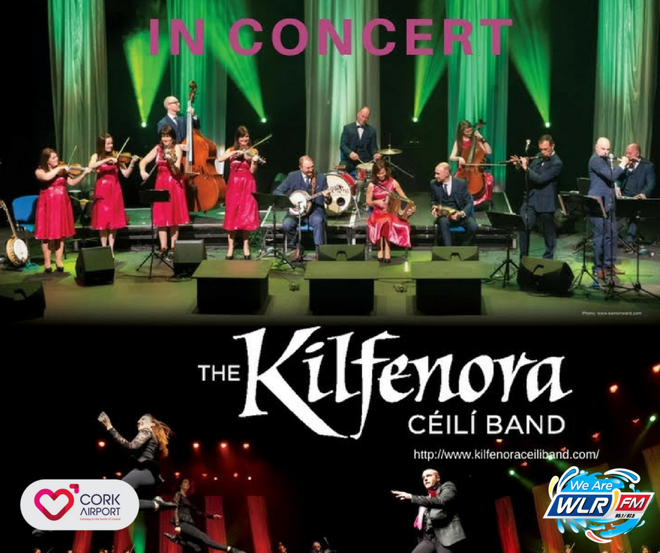 Kilfenora Ceili Band feature on the Lunchbox today!