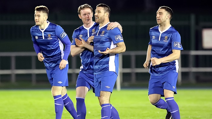 Blues victory as Waterford FC defeat Wexford FC 3-0 at Ferrycarrig Park
