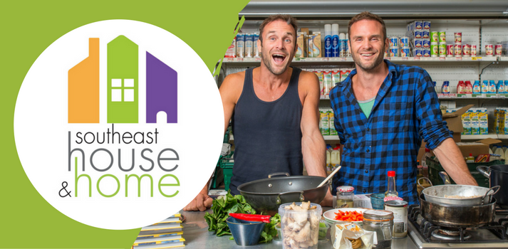 The line up for the South East House and Home show Style Talks and Cookery Demos has been announced