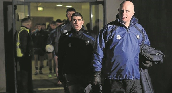 Tom McGlinchey has been reappointed as Waterford senior football manager for 2018.