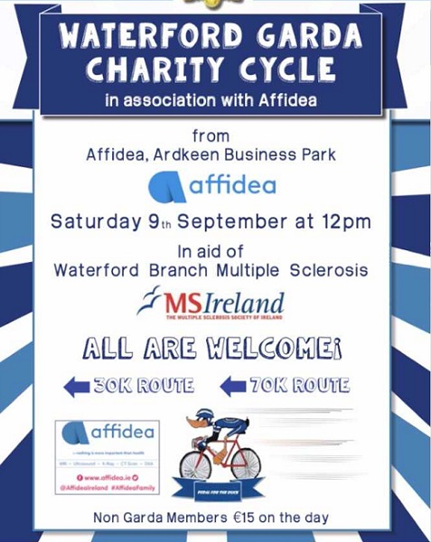 Get on your bike this Saturday
