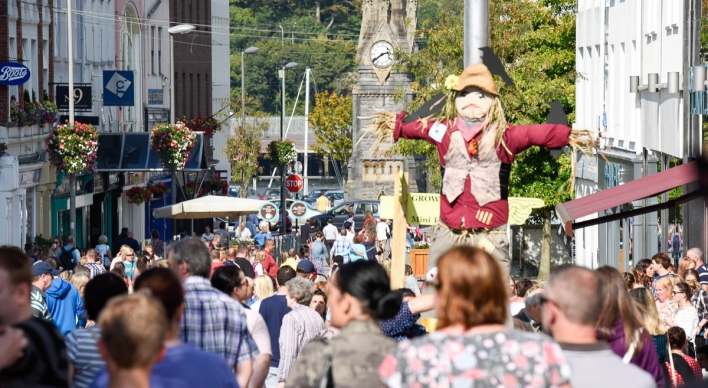 Waterford Harvest Festival is expected to draw huge crowds to the city today and tomorrow.