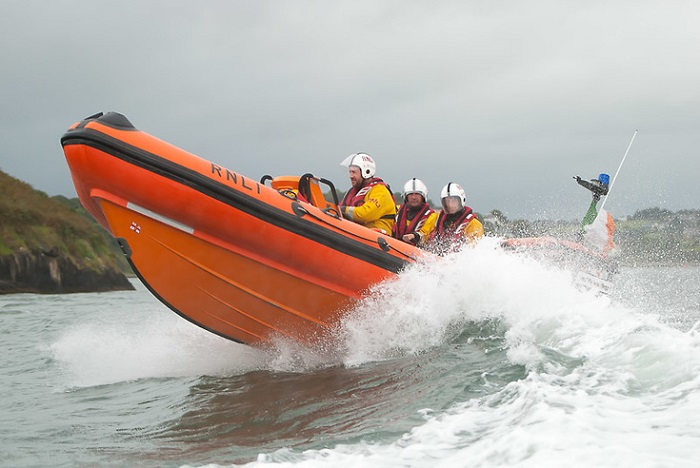 Dunmore East hosts Irish Marine Search and Rescue Demo