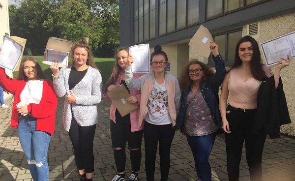 Waterford students' delight at Junior Cert results