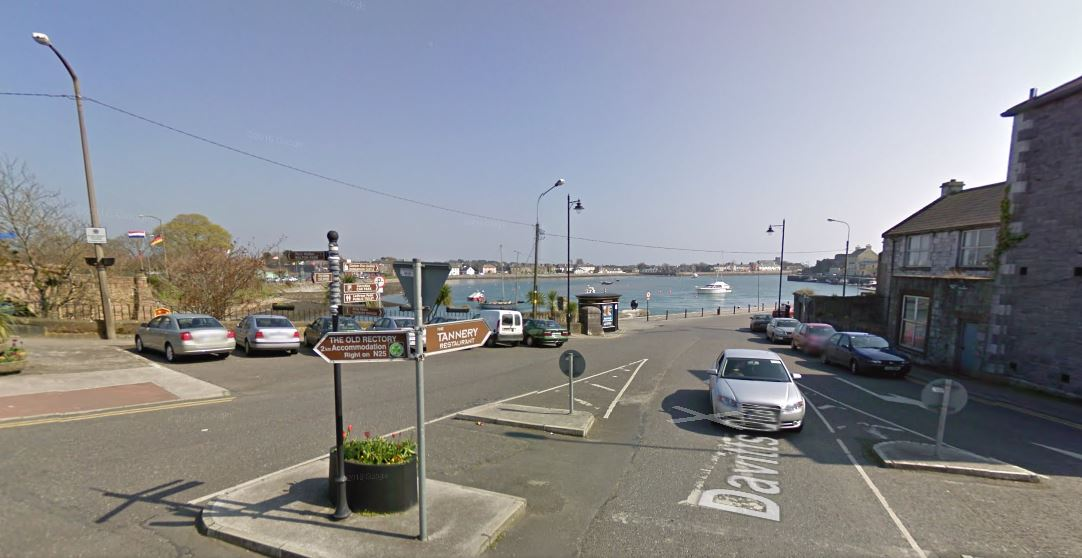 Councillor says trucks driving through Dungarvan Centre will lead to the pavements crumbling.