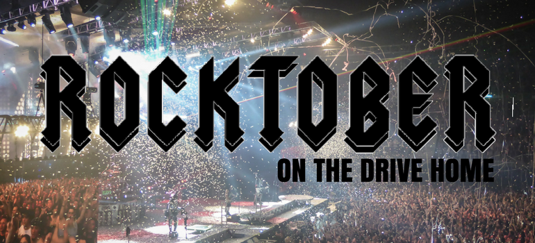 Rocktober is back for a third year on The Drive Home
