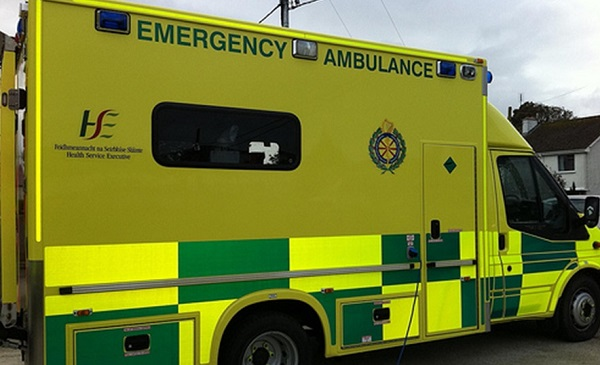 Man arrested after assault on paramedic team on grounds of UHW