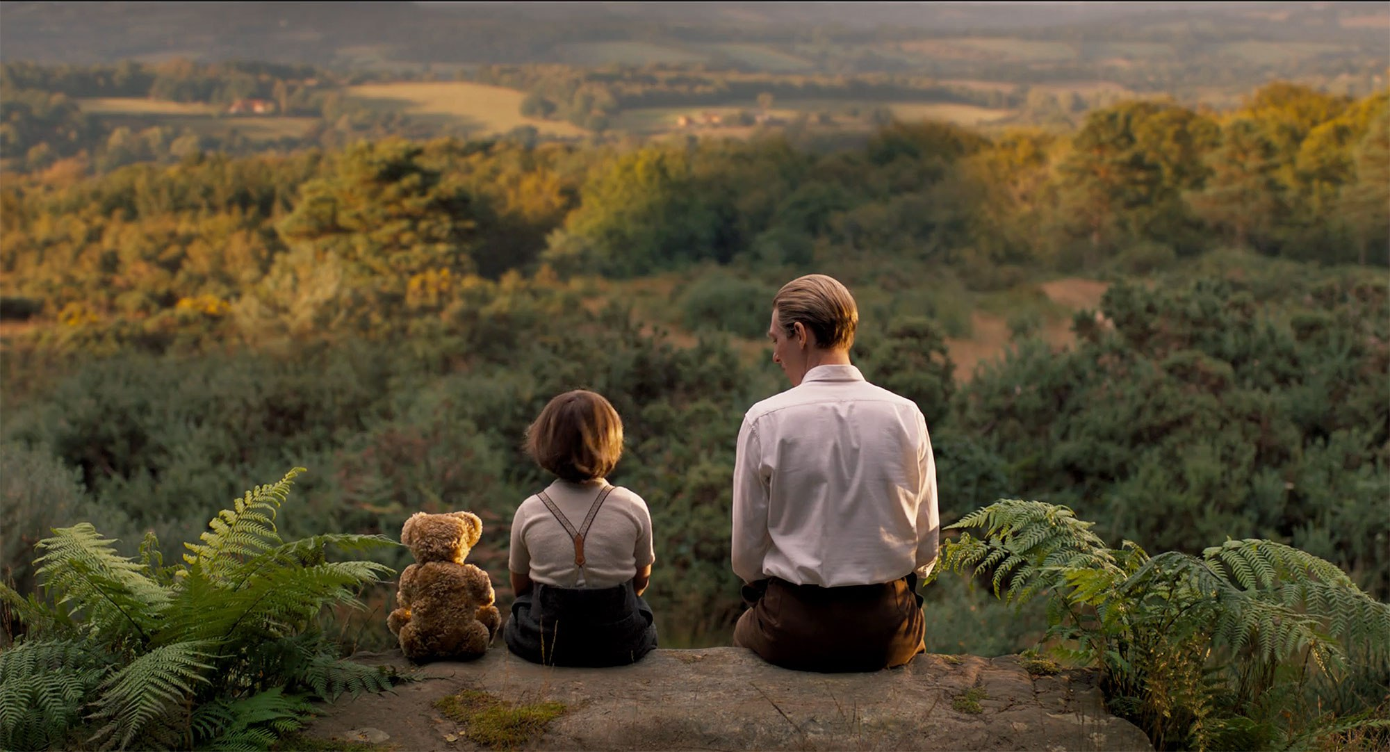 """Listen: """"Goodbye Christopher Robin"""" comes highly recommended on The Big Breakfast Blaa"""