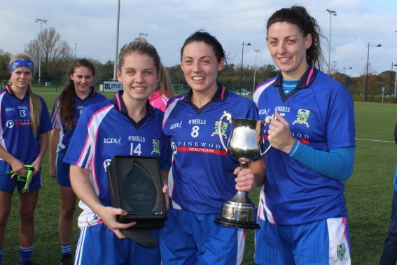Ballymacarbry ladies seek Munster glory