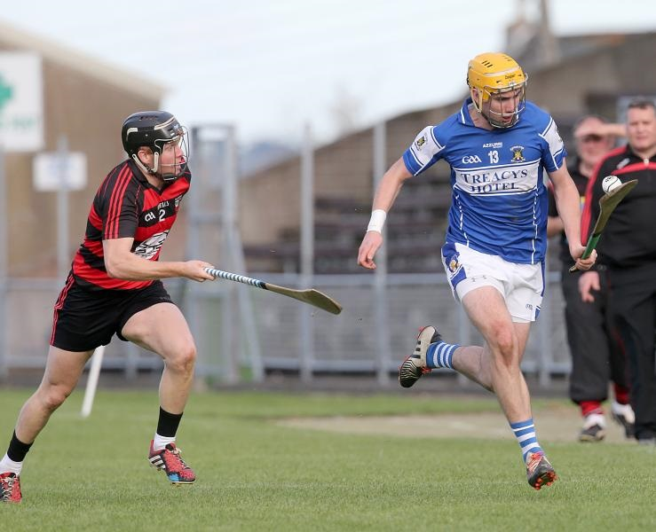 County Senior hurling Quarter-Final action begins tomorrow