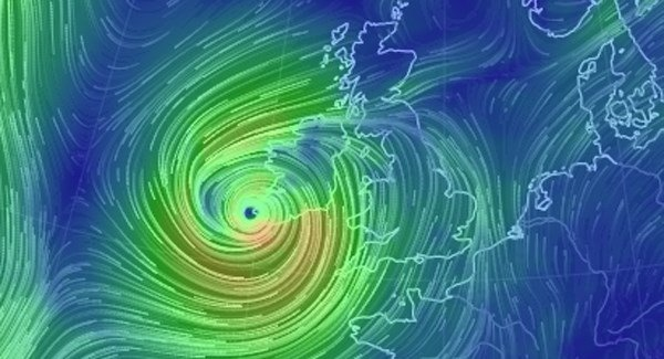 Services across Waterford will be closed today due to Hurricane Ophelia.