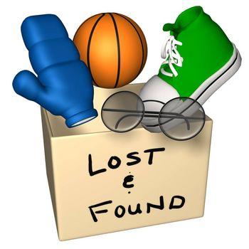 Lost: a set of keys with a Ford car car key