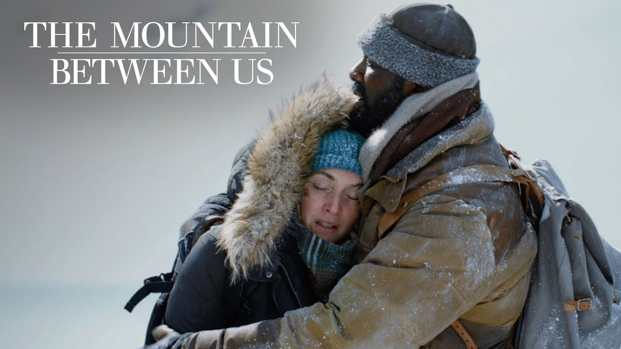 """The Mountain Between Us"" stars Idris Elba and Kate Winslet, hear Maria McCann's review"